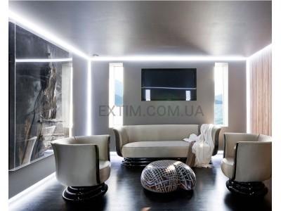 Натяжные потолки с подсветкой?